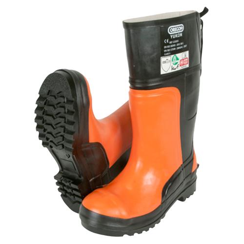 オレゴン チェンソー作業用 ラバーブーツ 295385/38 [サイズ:[EUROサイズ]38 (25cm)] 【チェーンソー チェンソー 作業靴 DIY 工具 環境安全用品 保護具 作業着 装備品 安全靴】【おしゃれ おすすめ】[CB99]