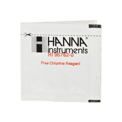 ハンナ 超低濃度 遊離塩素用 粉末試薬(300回分) HI95762-03 300回分【ハンナ HANNA 計測機器 測定器 電極 用 用品】【おしゃれ おすすめ】 [CB99]