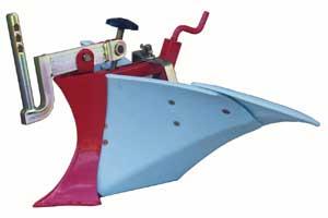[FR316・FR716用]シャトル 培土器 R(尾輪付)【耕耘機 耕運機 耕うん機 アタッチメント 管理機 作業機 培土機】【おしゃれ おすすめ】 [CB99]