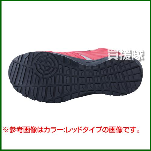イグニオ(IGNIO) セーフティシューズ(普通作業用) WH IGS1057TGF [カラー:ホワイト] [サイズ:23.5cm] [CB99]