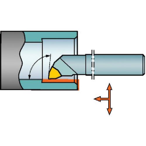 サンドビック コロターン111 内径用ポジ・バイト E05H-SWLPR_02-R 【DIY 工具 TRUSCO トラスコ 】【おしゃれ おすすめ】[CB99]