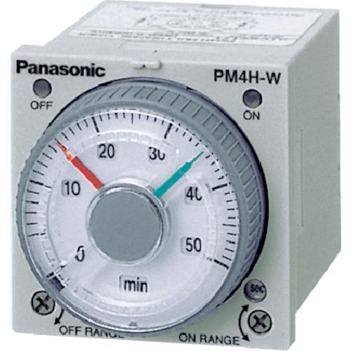 パナソニック デバイスSUNX(株) Panasonic ツインタイマ PM4HW-H-AC240VSW ATC72172 【DIY 工具 TRUSCO トラスコ 】【おしゃれ おすすめ】[CB99]