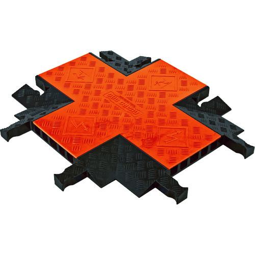 CHECKERS ガードドッグ 中重量型電線5本用クロス GDCR5X1255-O/B 【DIY 工具 TRUSCO トラスコ 】【おしゃれ おすすめ】[CB99]