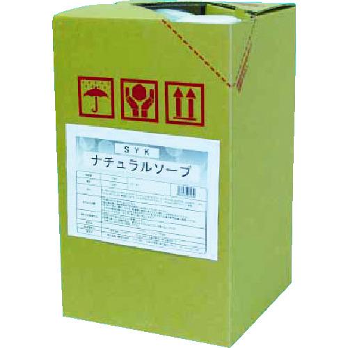 鈴木油脂工業(株) SYK ナチュラルソープ 16kg S-2753 【DIY 工具 TRUSCO トラスコ 】【おしゃれ おすすめ】[CB99]