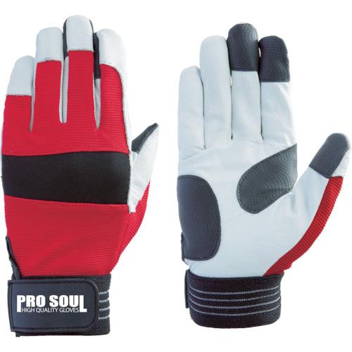 保護具 作業手袋 革手袋の関連商品 富士グローブ 合皮手袋 PS-881 プロソウル レッド M TRUSCO おしゃれ 激安卸販売新品 トラスコ 工具 おすすめ DIY 記念日 7510 CB99