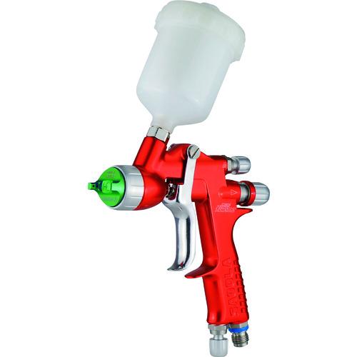 SAGOLA mini XTREME小型低圧スプレーガン(重力式) ノズル口径 Φ1.4 10111805 【DIY 工具 TRUSCO トラスコ 】【おしゃれ おすすめ】[CB99]