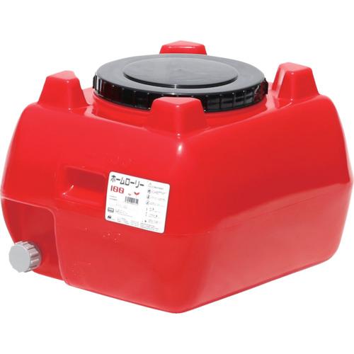 スイコー ホームローリータンク100 赤 HLT-100(R) 【DIY 工具 TRUSCO トラスコ 】【おしゃれ おすすめ】[CB99]
