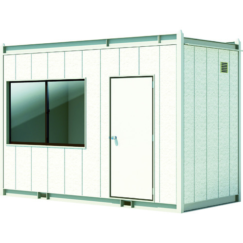 ナガワ スーパーハウス2.0坪 SH-H2 【DIY 工具 TRUSCO トラスコ 】【おしゃれ おすすめ】[CB99]