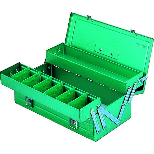 リングスター ハイクオリティボックス RSD-410グリーン RSD-410-GN 【DIY 工具 TRUSCO トラスコ 】【おしゃれ おすすめ】[CB99]