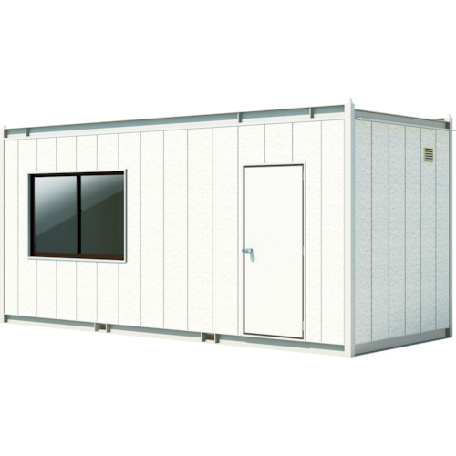 ナガワ スーパーハウス3.8坪 SH-H4 【DIY 工具 TRUSCO トラスコ 】【おしゃれ おすすめ】[CB99]