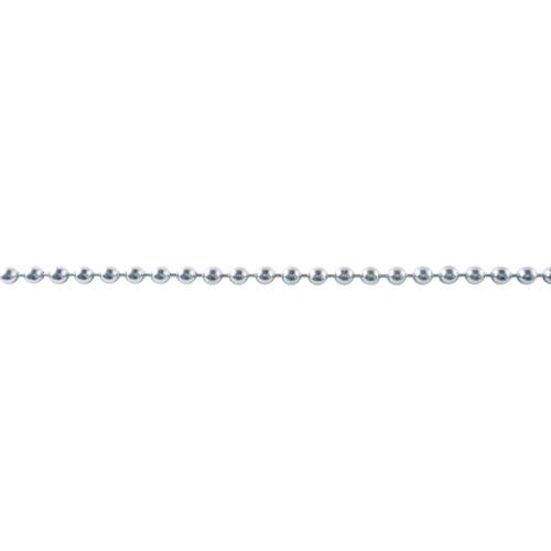 トラスコ中山(株) TRUSCO ステンレスボールチェーン 4.5mmX15m TBCS-4515 【DIY 工具 TRUSCO トラスコ 】【おしゃれ おすすめ】[CB99]