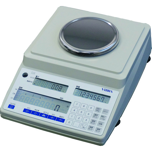 新光電子(株) ViBRA カウンティングスケール 秤量0.6kg 最小表示0.01g CUX600 【DIY 工具 TRUSCO トラスコ 】【おしゃれ おすすめ】[CB99]