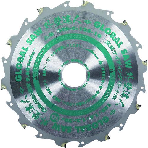 モトユキ グローバルソー窯業サイディングボード用チップソー GTS-C-100-10 【DIY 工具 TRUSCO トラスコ 】【おしゃれ おすすめ】[CB99]