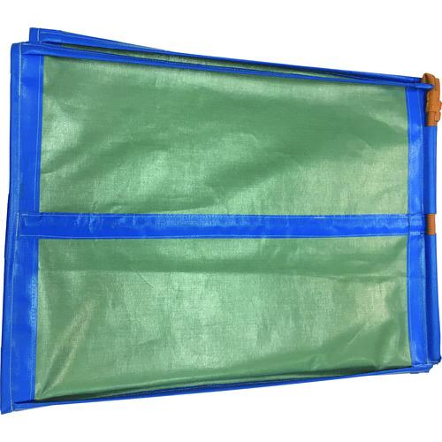 ユタカメイク 収集袋 フレコンスタンド 830×830×1100 グリーン WF01 【DIY 工具 TRUSCO トラスコ 】【おしゃれ おすすめ】[CB99]