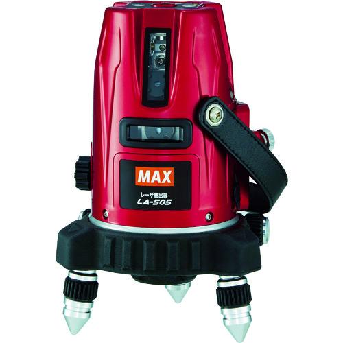 マックス(株) MAX レーザ墨出器 LA-505 LA-505 【DIY 工具 TRUSCO トラスコ 】【おしゃれ おすすめ】[CB99]