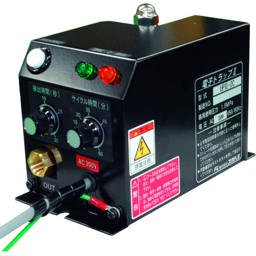 フクハラ 電子トラップ2 UP22C 【DIY 工具 TRUSCO トラスコ 】【おしゃれ おすすめ】[CB99]