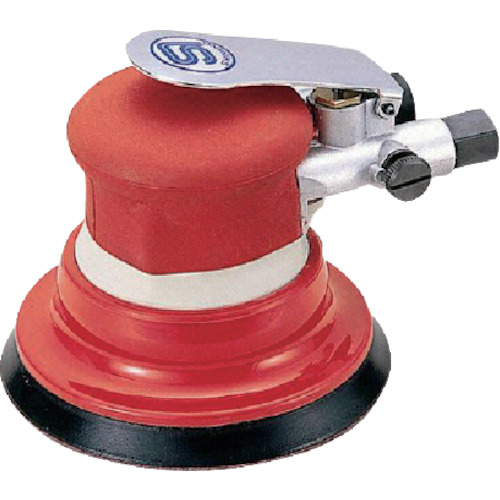 信濃機販(株) SI ダブルアクションサンダー ペーパーサイズ125mm SI-3101P 【DIY 工具 TRUSCO トラスコ 】【おしゃれ おすすめ】[CB99]