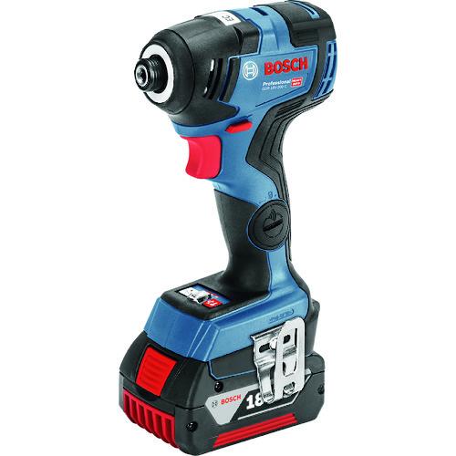 ボッシュ バッテリーインパクトドライバー GDR18V-200C6 【DIY 工具 TRUSCO トラスコ 】【おしゃれ おすすめ】[CB99]