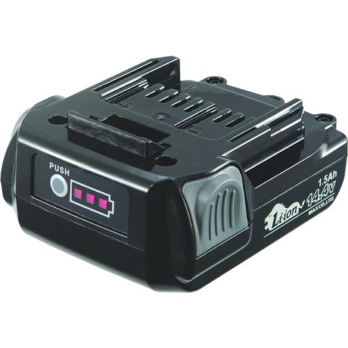 マックス(株) MAX 14.4Vリチウムイオン電池パック 1.5Ah JP-L91415A 【DIY 工具 TRUSCO トラスコ 】【おしゃれ おすすめ】[CB99]
