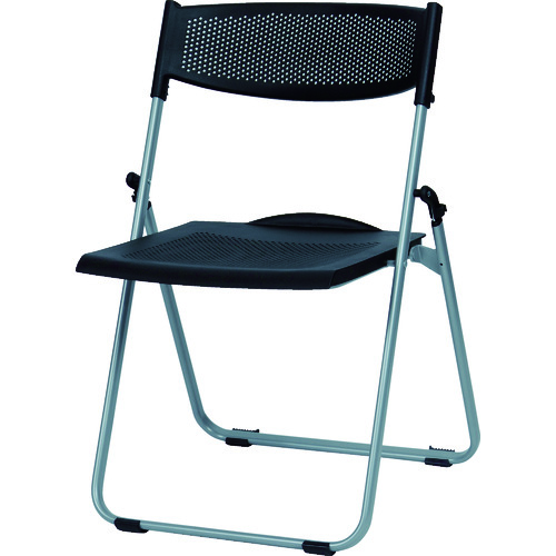 トラスコ中山(株) TRUSCO アルミフレームパンチング樹脂折りたたみ椅子 TFAN-700 【DIY 工具 TRUSCO トラスコ 】【おしゃれ おすすめ】[CB99]