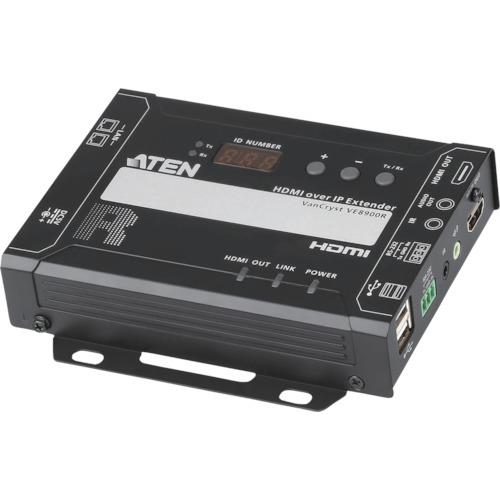 【サイズ交換OK】 】【おしゃれ VE8900R 工具 トラスコ over 【DIY HDMI/Video ビデオ延長器用レシーバー TRUSCO IP おすすめ】[CB99]:買援隊 【ポイント10倍】ATEN-DIY・工具