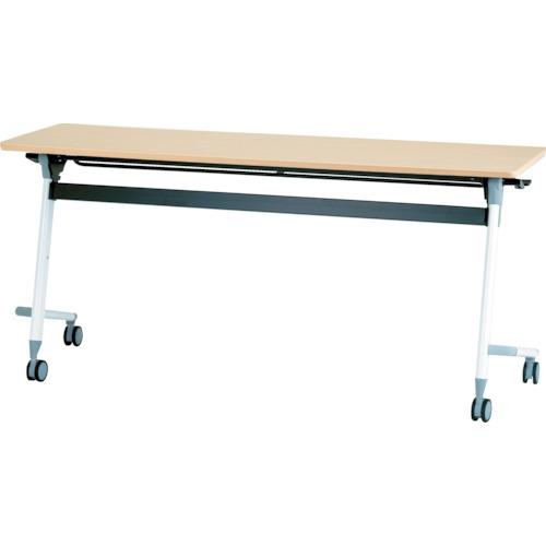 アイリスチトセ フライングテーブル 1800×450×700 シルクウッド CFVA30-SW 【DIY 工具 TRUSCO トラスコ 】【おしゃれ おすすめ】[CB99]
