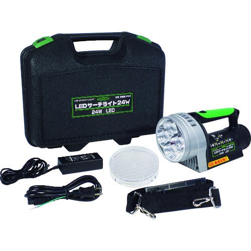日動 LEDサーチライト24W LEDL-24W-N 【DIY 工具 TRUSCO トラスコ 】【おしゃれ おすすめ】[CB99]