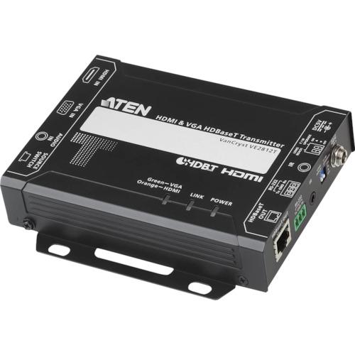 ATEN ビデオ延長器用トランスミッター HDMI/VGA/4K VE2812T 【DIY 工具 TRUSCO トラスコ 】【おしゃれ おすすめ】[CB99]