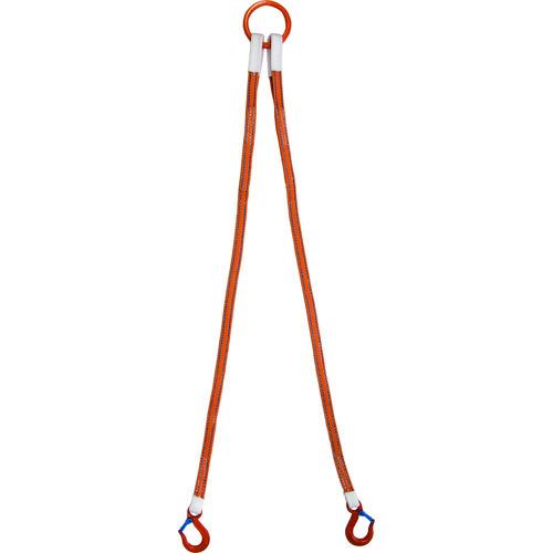 送料無料 荷役用品 吊りクランプ スリング 荷締機 ベルトスリングの関連商品 大洋 2本吊 インカリフティングスリングJIS 輸入 2ILS_2TX1.5-4K おすすめ 使い勝手の良い おしゃれ 2t用×1.5m 工具 CB99 TRUSCO DIY トラスコ