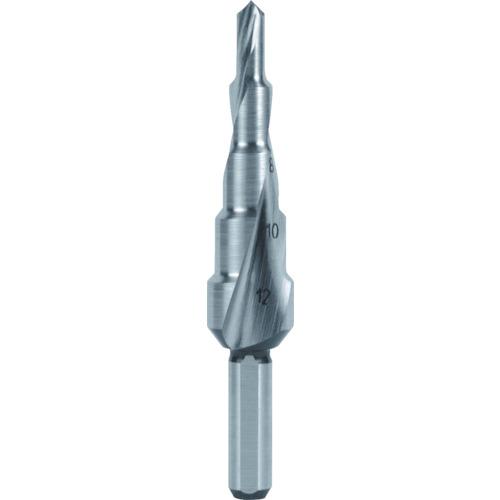 RUKO 2枚刃スパイラルステップドリル 38mm ハイス 101053 【DIY 工具 TRUSCO トラスコ 】【おしゃれ おすすめ】[CB99]