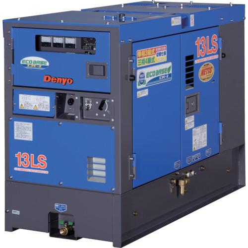 デンヨー 防音型ディーゼルエンジン発電機(エコベース) DCA-13LSYE 【DIY 工具 TRUSCO トラスコ 】【おしゃれ おすすめ】[CB99]