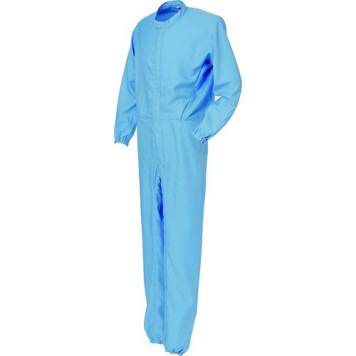 ミドリ安全 クリーンスーツ ベルデクセル VEYS120 ブルー M VEYS120-B-M 【DIY 工具 TRUSCO トラスコ 】【おしゃれ おすすめ】[CB99]