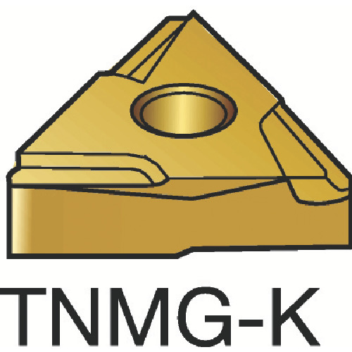 サンドビック T-MAXPチップ 4325 TNMG_16_04_08R-K_4325-4325 [10個入] 【DIY 工具 TRUSCO トラスコ 】【おしゃれ おすすめ】[CB99]