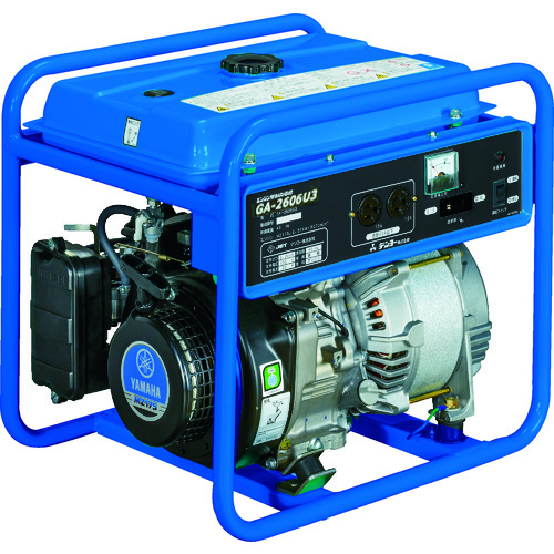 デンヨー 小型ガソリンタイプ発電機 GA-2606U3 【DIY 工具 TRUSCO トラスコ 】【おしゃれ おすすめ】[CB99]