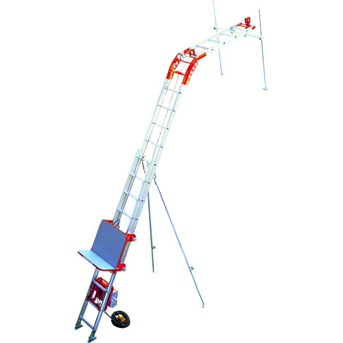 アルインコ 荷揚げ機「パワーコメット」2階用フルセット UP103P-Z-2F 【DIY 工具 TRUSCO トラスコ 】【おしゃれ おすすめ】[CB99]