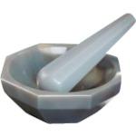 レオナ 1165-04 メノー乳鉢浅型 外径64mm C-2.5 【DIY 工具 TRUSCO トラスコ 】【おしゃれ おすすめ】[CB99]