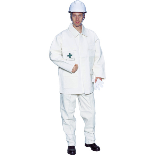 日本エンコン プロバン作業服 上衣着丈75サイズM 5160-A-M 【DIY 工具 TRUSCO トラスコ 】【おしゃれ おすすめ】[CB99]