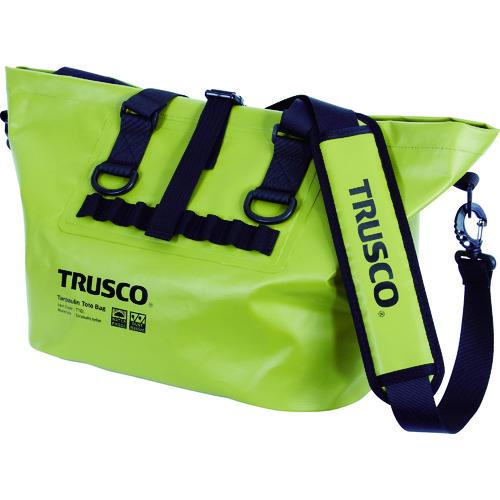 トラスコ中山(株) TRUSCO 防水ターポリントートバッグ Lサイズ OD TTBL-OD 【DIY 工具 TRUSCO トラスコ 】【おしゃれ おすすめ】[CB99]