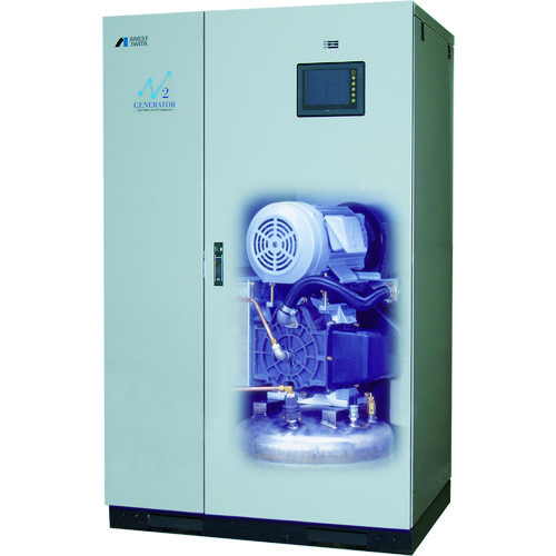 アネスト岩田 窒素ガス発生装置(コンプレッサ内蔵型)50HZ NP-22BFM5 【DIY 工具 TRUSCO トラスコ 】【おしゃれ おすすめ】[CB99]