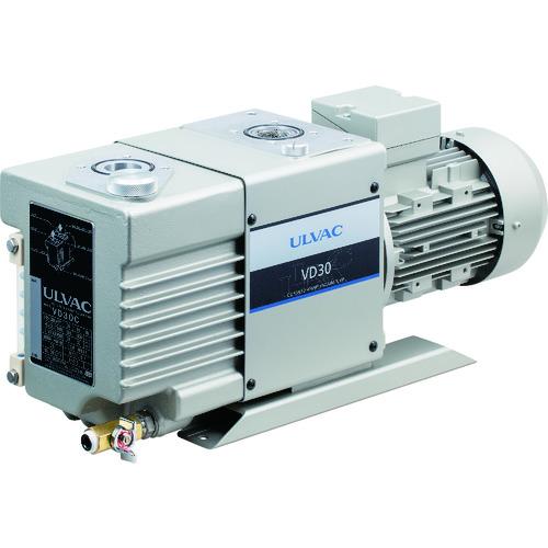 アルバック販売(株) ULVAC 油回転真空ポンプ VD30C VD30C 【DIY 工具 TRUSCO トラスコ 】【おしゃれ おすすめ】[CB99]
