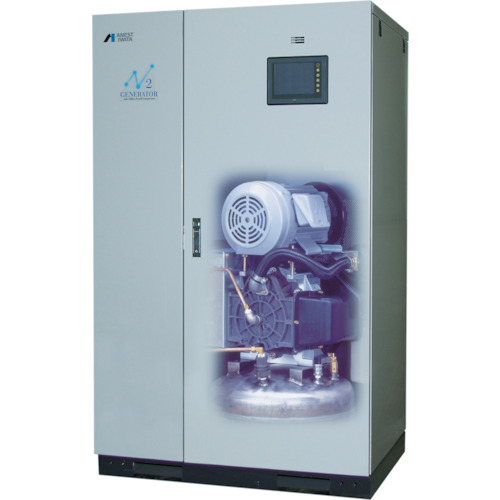 アネスト岩田 窒素ガス発生装置(コンプレッサ内蔵型)60HZ NP-22BFM6 【DIY 工具 TRUSCO トラスコ 】【おしゃれ おすすめ】[CB99]