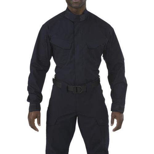 送料無料 保護具 作業服 シャツの関連商品 5.11 ストライク TDU 長袖シャツ ダークネイビー 返品不可 おしゃれ TRUSCO 大好評です おすすめ トラスコ CB99 L 工具 DIY 72416-724-L
