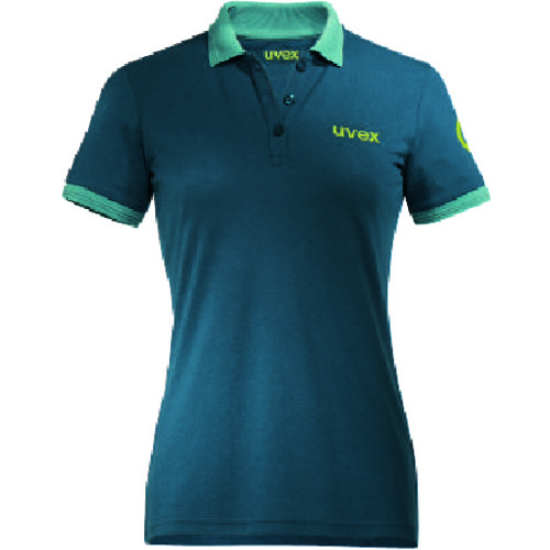 UVEX コレクション26 レディース ポロシャツ M 9810710 【DIY 工具 TRUSCO トラスコ 】【おしゃれ おすすめ】[CB99]