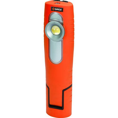 送料無料 工事 照明用品 作業灯 作業灯の関連商品 GROZ 充電式LEDインスペクションライト 10W 即日出荷 オンラインショップ COB 1000Lm DIY TRUSCO おしゃれ 375 LED おすすめ 工具 トラスコ CB99