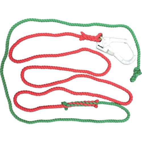 グリーンクロス セフティ介錯ロープ 5Mタイプ 1139300000 【DIY 工具 TRUSCO トラスコ 】【おしゃれ おすすめ】[CB99]