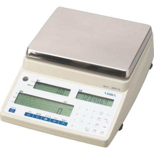 新光電子(株) ViBRA カウンティングスケール 秤量6kg 最小表示0.1g CUX6000 【DIY 工具 TRUSCO トラスコ 】【おしゃれ おすすめ】[CB99]
