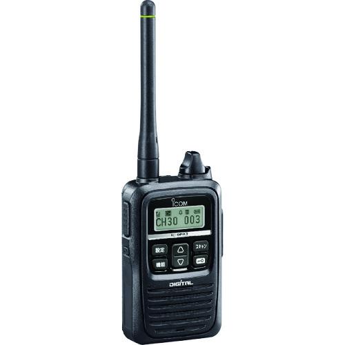 アイコム デジタル簡易無線機 IC-DPR3 【DIY 工具 TRUSCO トラスコ 】【おしゃれ おすすめ】[CB99]