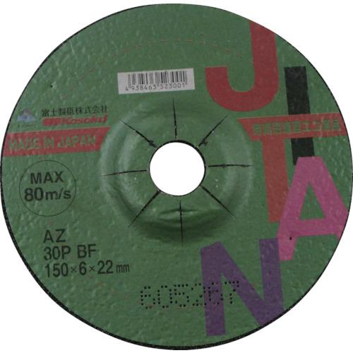 富士 JITAN(ジタン)AZ 30P BF 150×6×22 JTNAZ30P1506 [25枚入] 【DIY 工具 TRUSCO トラスコ 】【おしゃれ おすすめ】[CB99]