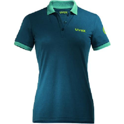 UVEX コレクション26 レディース ポロシャツ L 9810711 【DIY 工具 TRUSCO トラスコ 】【おしゃれ おすすめ】[CB99]