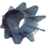 Ridge Tool Company RIDGID シースネイクボールガイド 10個入 97852 【DIY 工具 TRUSCO トラスコ 】【おしゃれ おすすめ】[CB99]